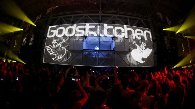Godskitchen Boombox