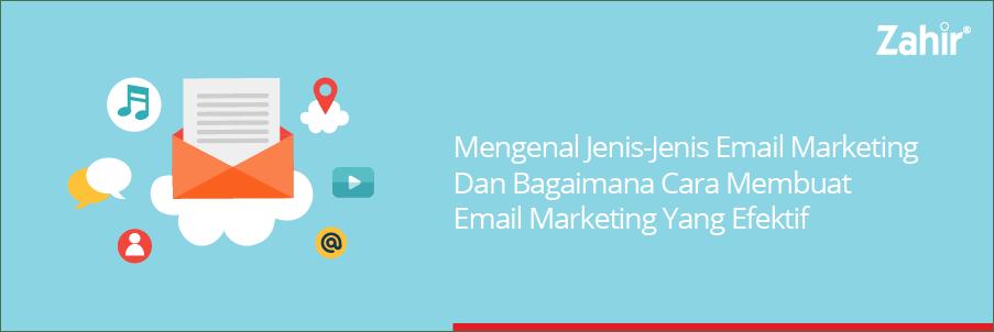 mengenal jenis2 email marketing 01 - Jenis Jenis E Mail