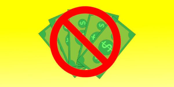 kesalahan mengatur keuangan