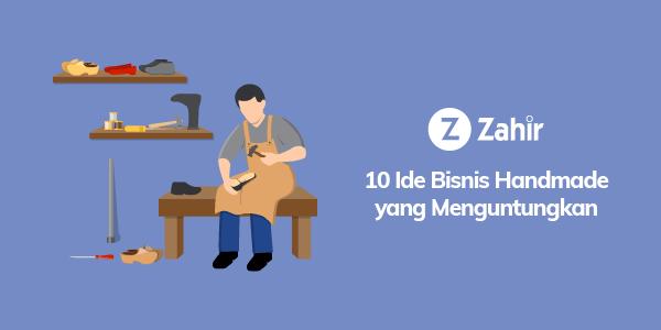 10 Ide Bisnis Handmade yang Menguntungkan