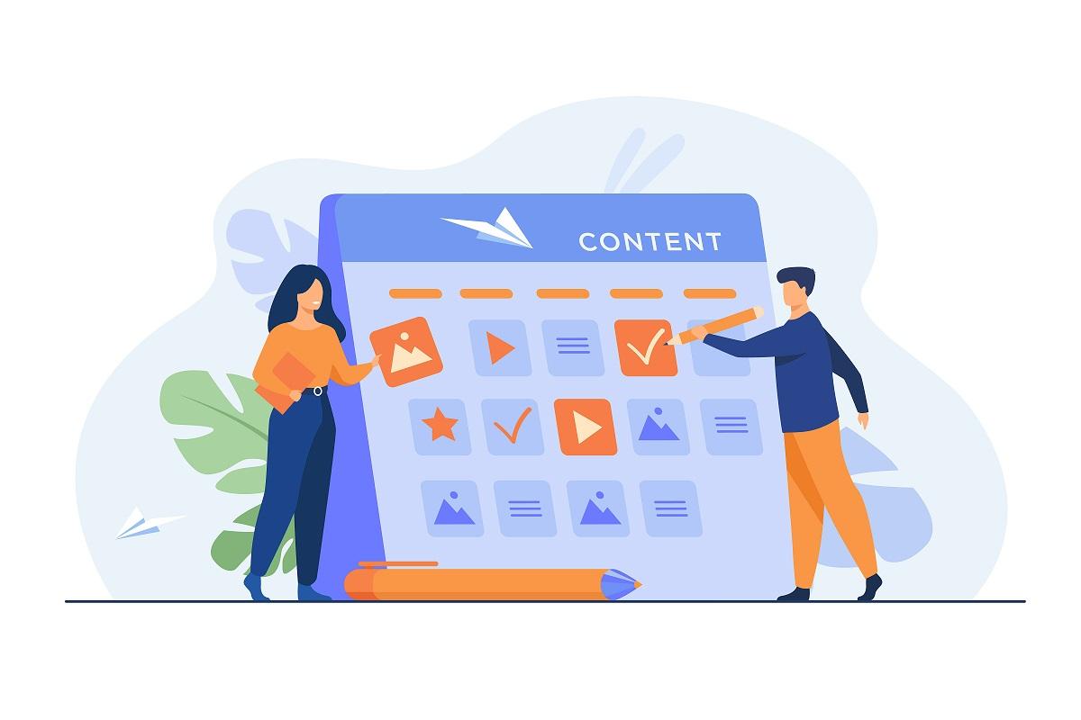 konten pilar sosial media