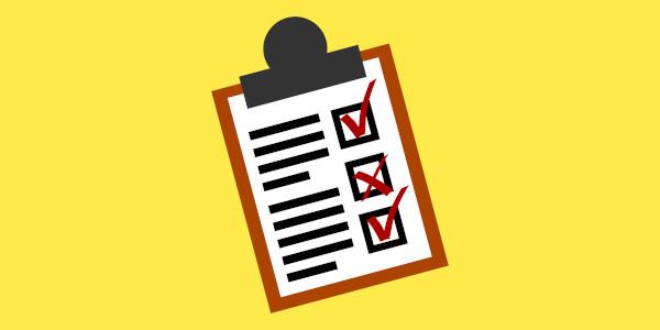 pengecekan laporan bisnis setiap bulanya