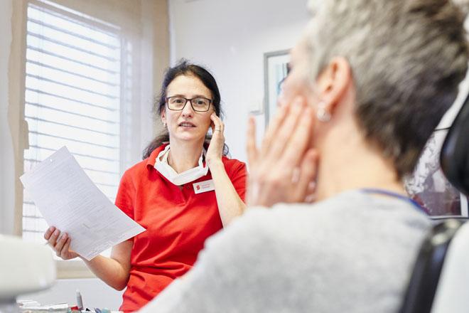 Beratung: Funktionsanalyse – Zahnarzt Dr. Sielemann in Mainz