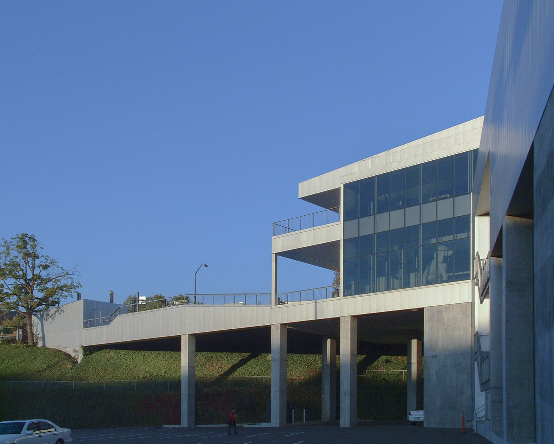 Tacoma Art Museum Zahner