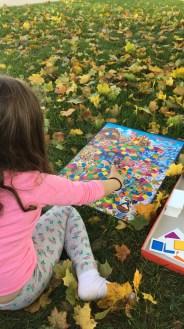 Candyland al fresco