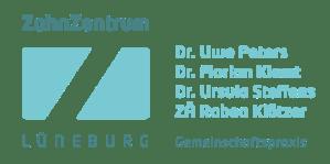 ZahnZentrum Lüneburg Logo mit Behandler