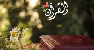 بطاقات الصباح - كل الأنس في القرآن