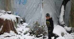 منوعات - المخيمات في الشتاء