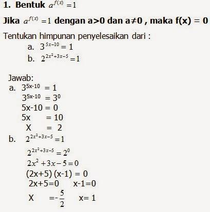 Fungsi Eksponen Dan Logaritma Matematika Is Fun