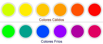 colores calidos y frios como elegir el color de tu ropa