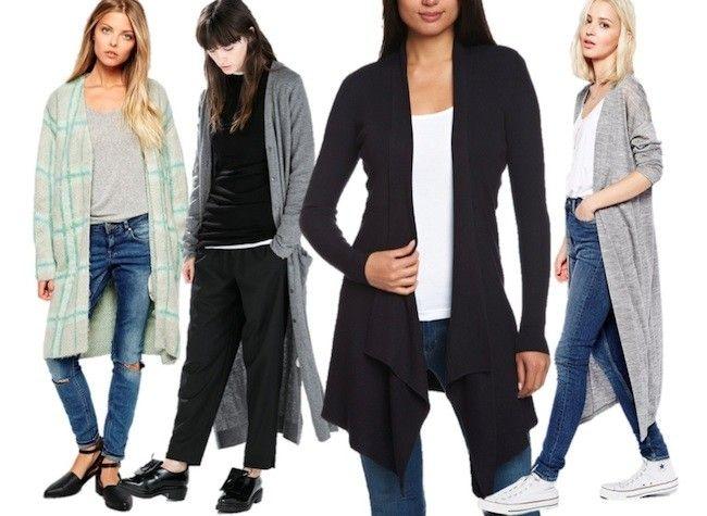 largos de chaqueta