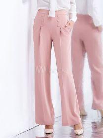 pantalon crepé