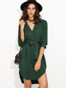 vestidos de verano camisero