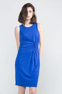vestidos de verano drapeado