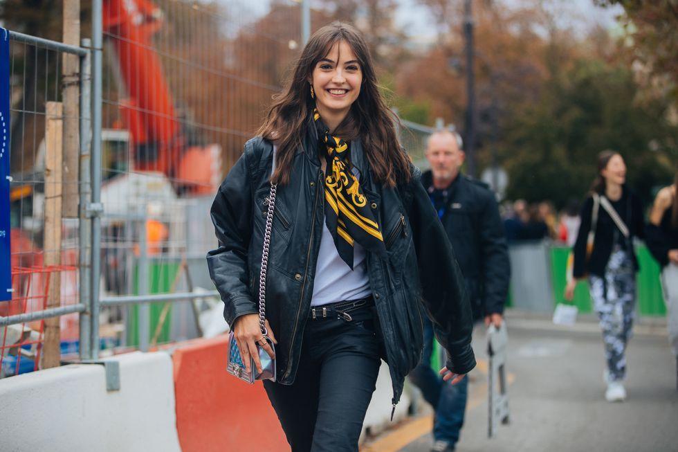chaquetas oversize tendencia 2019