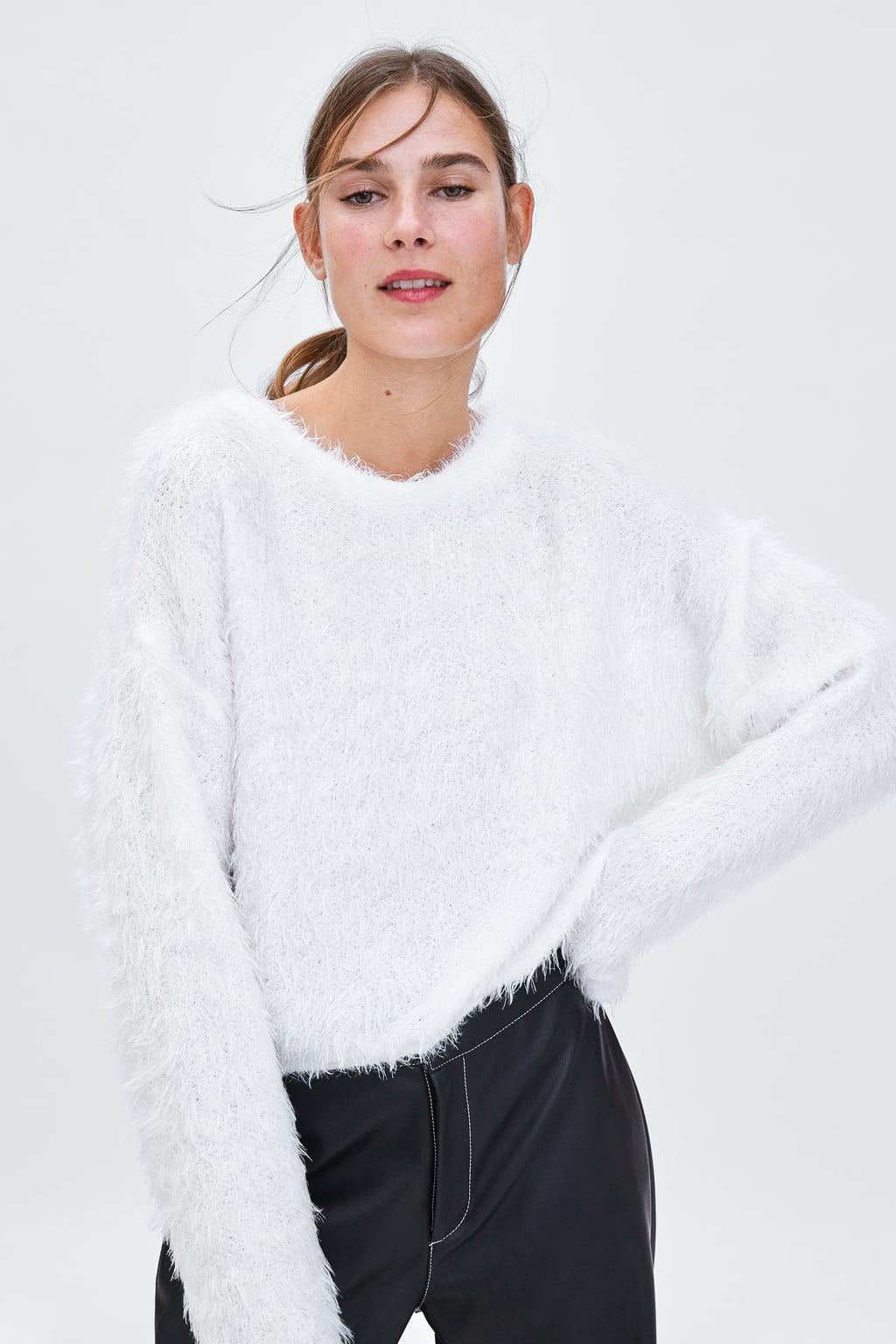 jerseys zara de rebajas para tu fonde de armario de invierno