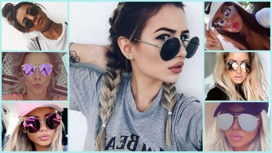 Gafas de sol tendencias primavera 2019
