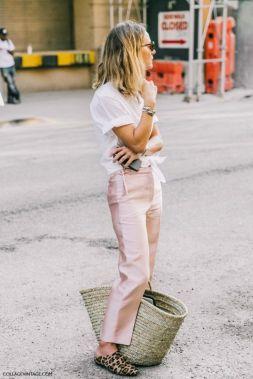 colores pastel rosa con blanco