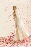 Alice + Oliva Resort 2014 - Long white dress