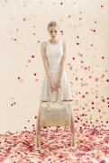 Alice + Oliva Resort 2014 - White dress