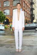 Givenchy Resort 2014 - White jacket and pants
