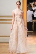 Zuhair Murad Fall 2013 Couture - Off-white dress