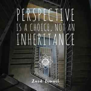 Read more about the article Your perspective is your choice
