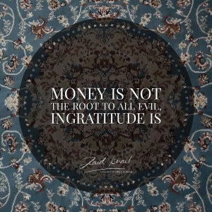 Read more about the article Money is not the root of evil