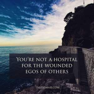 Read more about the article A hospital for dented egos