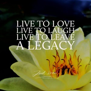 Read more about the article What's your legacy?