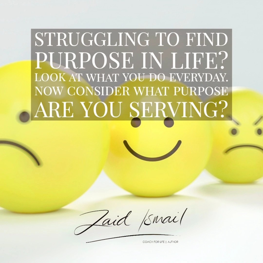 You are currently viewing What is purpose anyway?