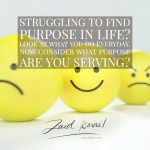 Read more about the article What is purpose anyway?
