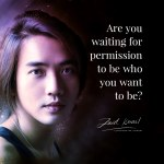 Read more about the article Are you waiting for permission to be who you want to be?