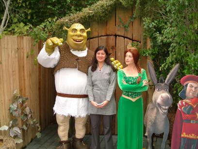 Los Angeles - Universal Studios - Shrek & Z II (2004.05.25)