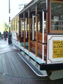 San Franscisco - Cable Car Turn (2004.05.21)