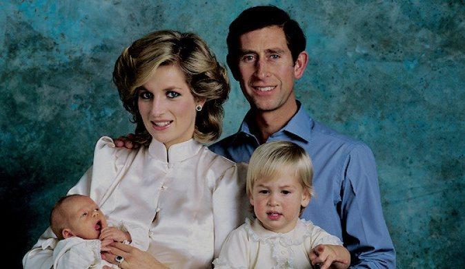 Даяна и семейство