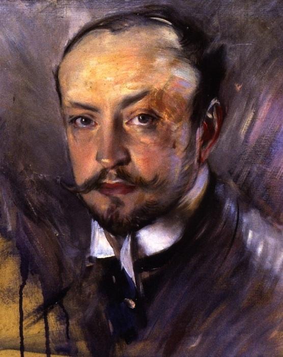 портрет на мъж