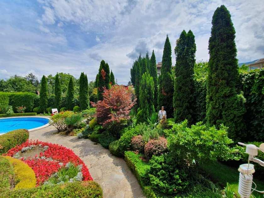 градината на Калканджиева