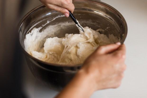 Вкусни курабийки с кисело мляко