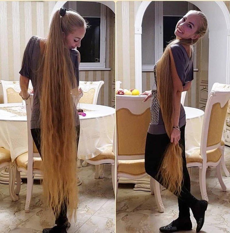 коса до петите