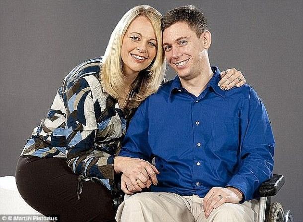 Мартин и жена му