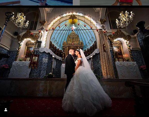 сватба под тепетата
