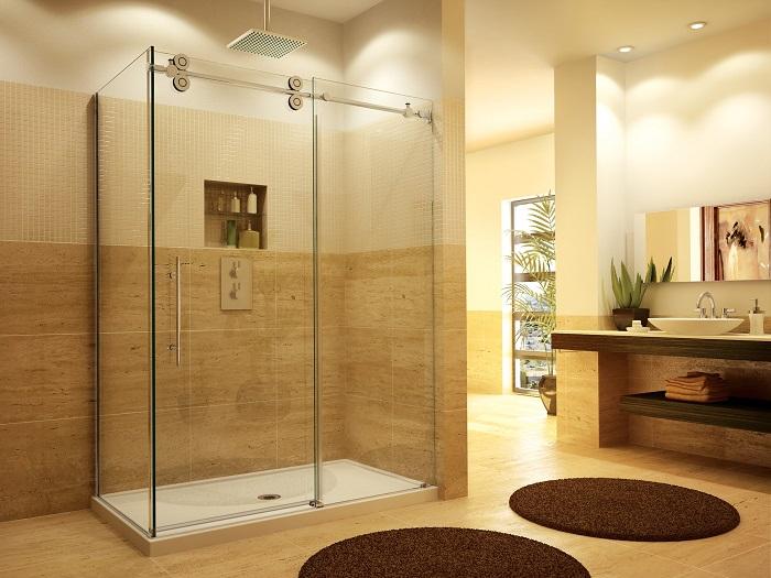 лесно почистване на банята