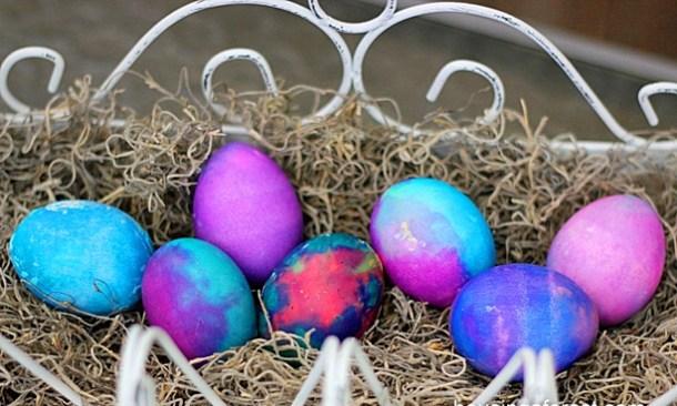 яйца-вулкан