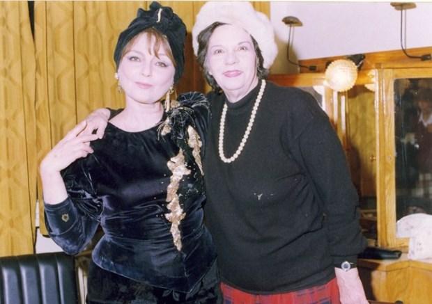 Стоянка Мутафова и Невена Коканова