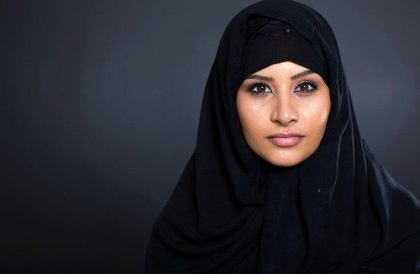 красива арабка