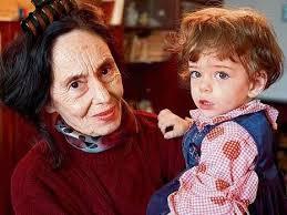 Адриана Илиеску и дъщеря й
