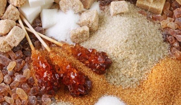 видове захар