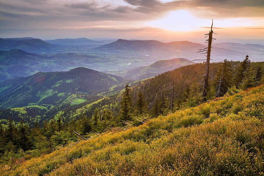 Bing Fall Wallpaper Tours To The Beskydy Mountains Hidden Secrets Tours Europe