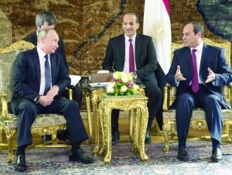 بوتين يلتقي الأسد